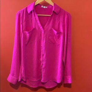 Pink Express Portofino Shirt